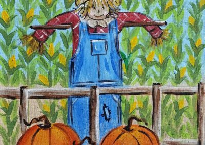 F-0038 SCARECROW PATCH